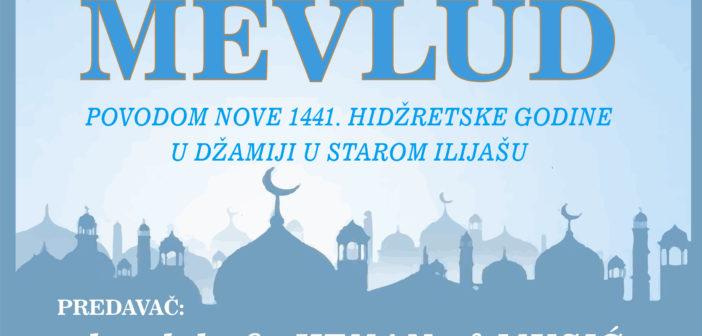 MEVLUD POVODOM NOVE 1441. HIDŽRETSKE GODINE